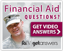 financial aid information for veterans
