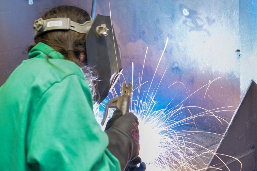 Machine, Welding and Industrial Mechanics Technologies